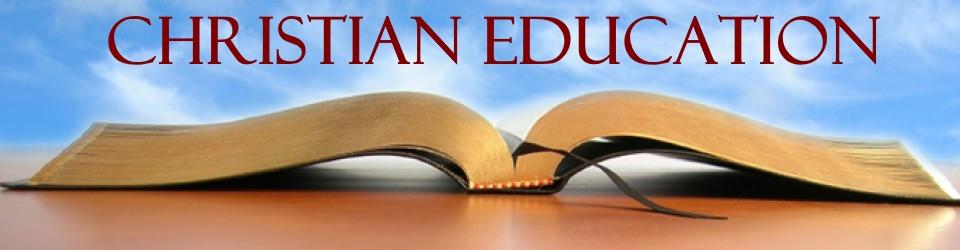 christiain education